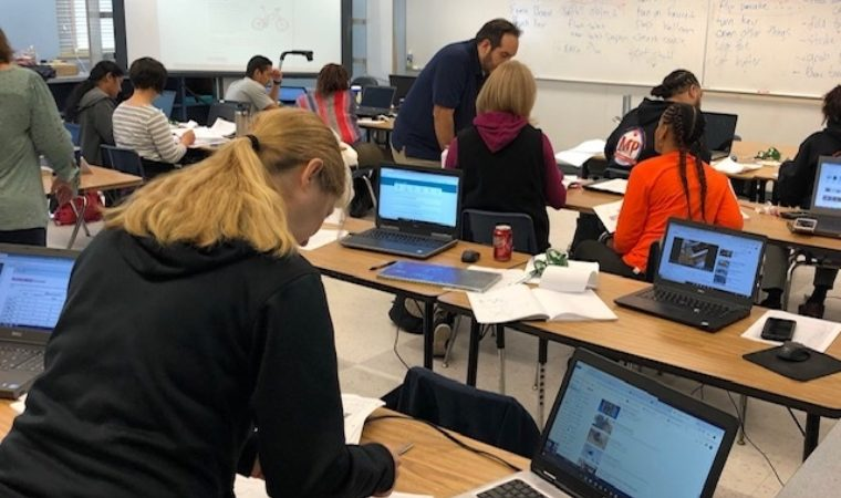 PLTW Core Training Connects Teachers to Network of Support