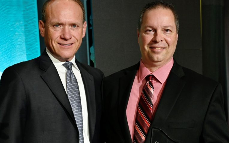 PLTW Engineering Teacher of the Year Says Real-World Learning is Key to Student Success