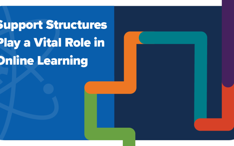 Support Structures Play a Vital Role in Online Learning
