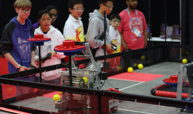 2019-20 Robotics Resources from the REC Foundation