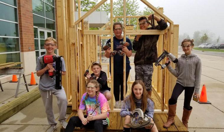 Partnerships Inspire Students While Impacting the Community