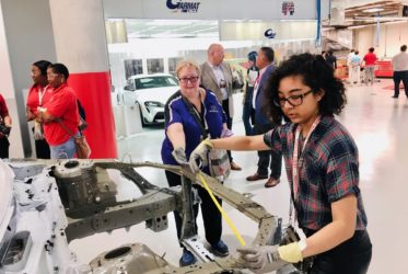 A Girl Engineer's Manufacturing Day Experience
