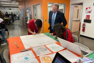 Energy Institute Reimagines School
