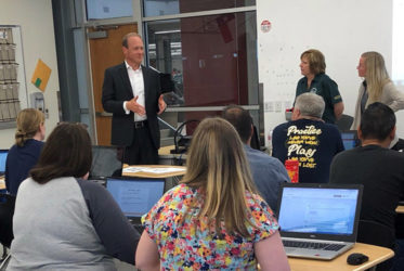 How and Why Two PLTW Alumni Went Back to the Classroom