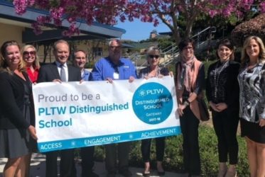 PLTW Distinguished Schools Reflect the Unrelenting Pursuit of Educators to Empower Students