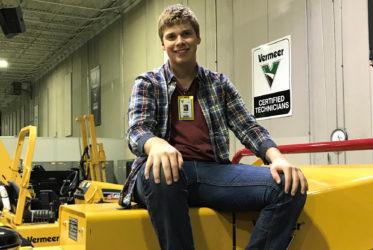 PLTW Student Sees Apprenticeship Leading to Full-Time Career
