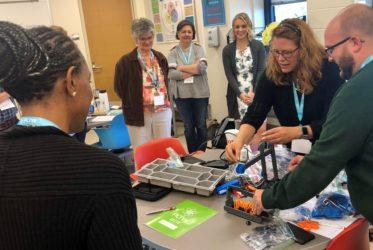 New Training Model Focuses on Filling Shortage of Qualified STEM Teachers