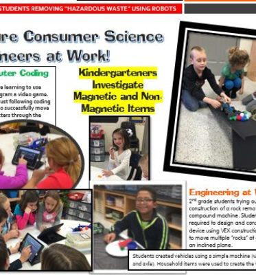 How I Shared My PLTW Launch Classroom Experience With Parents and the Community
