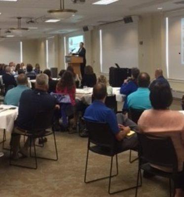 Bertram Speaks at Missouri Leadership Conference
