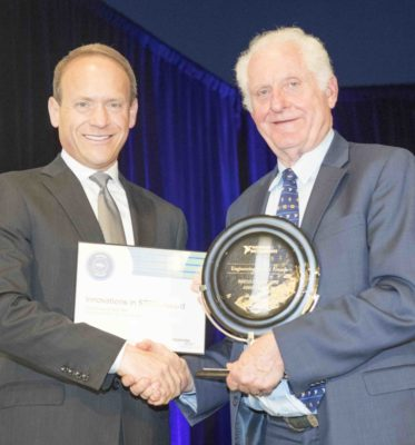 National Instruments Recognizes PLTW CEO for Impact