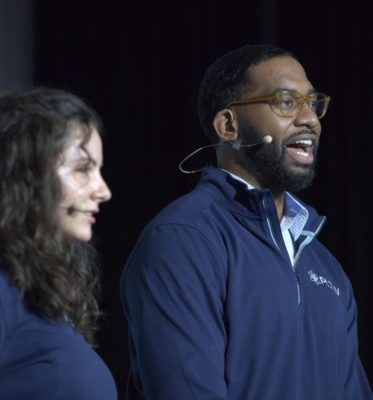 PLTW Alumnus Uses Voice to Promote Early Exposure to STEM