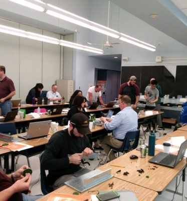 New Teacher Transitions from Industry to PLTW Classroom with PLTW Core Training