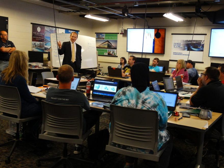 Teachers Complete PLTW Professional Development Ready for… | PLTW