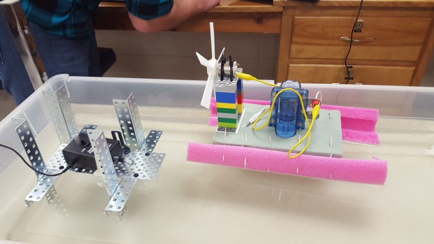 Challenging Students to Build Hydrogen Fuel Cell Boats | PLTW
