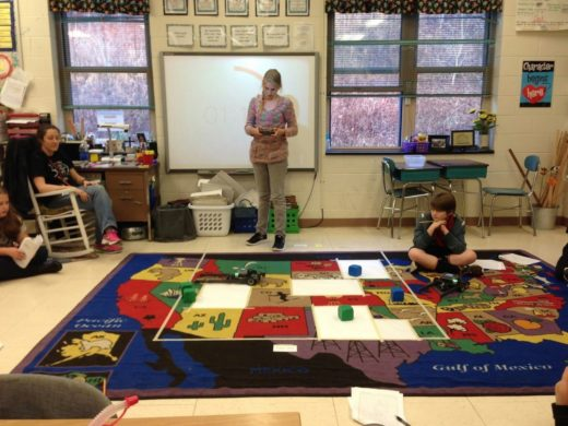 5th Grade PLTW Robotics and Automation: An After-School… | PLTW