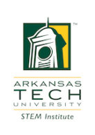 Arkansas Tech University Stem Logo
