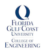 Florida Gulf Coast University College Of Engineering Logo