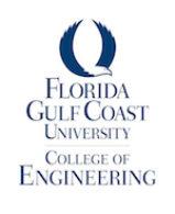 Florida Gulf Coast University College Of Engineering Logo