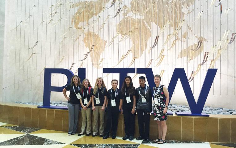 Where Dreams Come True: PLTW Summit 2017