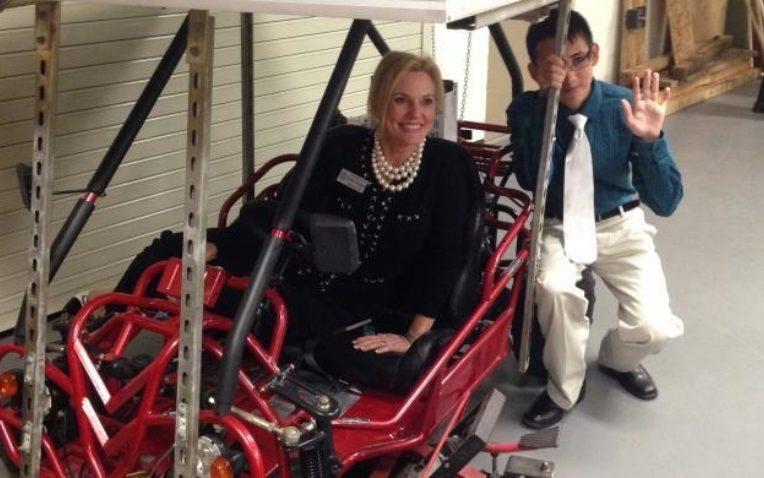 Florida State Rep. Heather Fitzenhagen Sees PLTW's Impact on Florida Students, Jobs