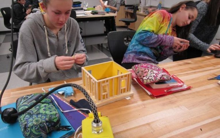 Adapting PLTW's Flexible Green Architecture Curriculum
