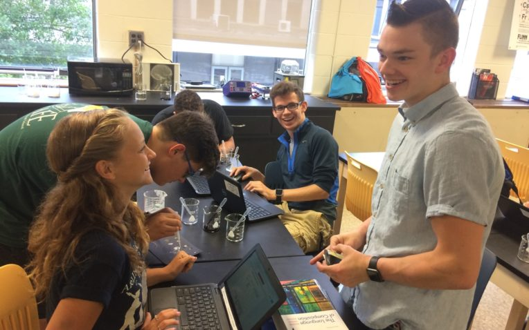 School Sees Major Changes as a Result of PLTW Programs