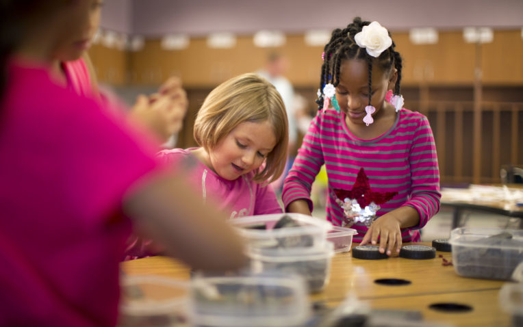 Elementary School's PTA Unanimously Selects, Supports PLTW Launch
