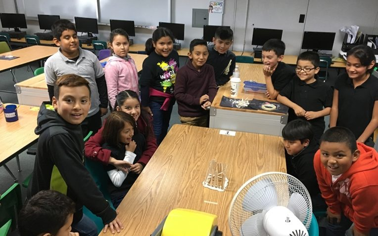 Re-Engineering Learning for ELLs with PLTW