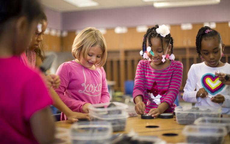 Excerpt: Engaging Girls in STEM Starts in Kindergarten