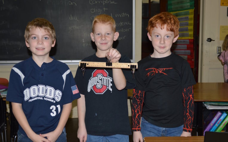 Third Graders Engage in PLTW and Lead Their Own Learning