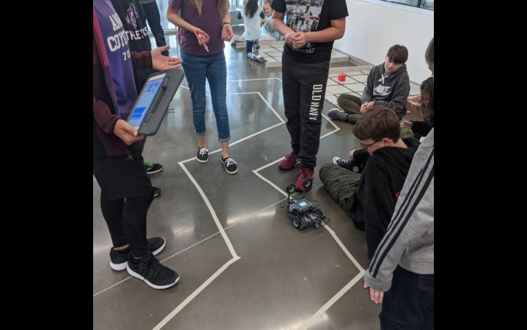 Partnership Accelerates District's STEM Curriculum Rollout