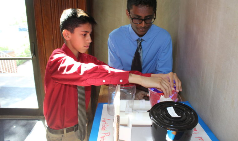 PLTW Students Invent Unlimited Source of Energy for National Competition