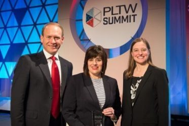 2016 PLTW Gateway Teacher of the Year Beth Fox