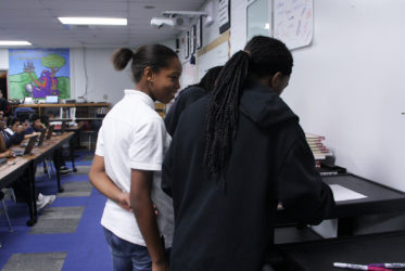 PLTW's Computer Science Pathway Inspires Both Students and Teachers