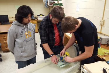Challenging Students to Build Hydrogen Fuel Cell Boats