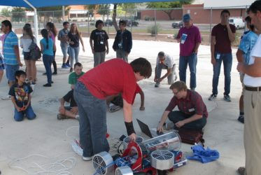 Connecting Robotics to Real-World Career Opportunities