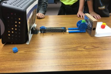 K-5 Students Become Engaged in the Engineering Design Process