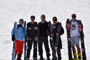 PBL on the Peaks: Wenatchee High School PLTW Engineering Students Design, Manufacture Alpine Skis