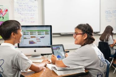 Verizon Grant Opportunity: Verizon and PLTW Partner to Support Computer Science at Your Middle School!