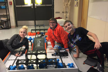 Launching Into a Robotics League