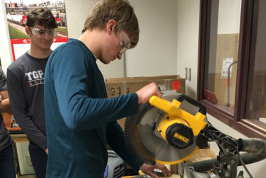 The Automata Design Challenge in IED: A True Engineering Project