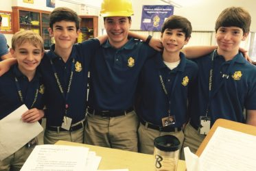 PLTW Gateway Robotics Curriculum Supports Development of Louisiana State Champion RoboWolves