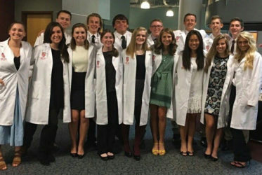 Biomedical Innovation Capstone Success!