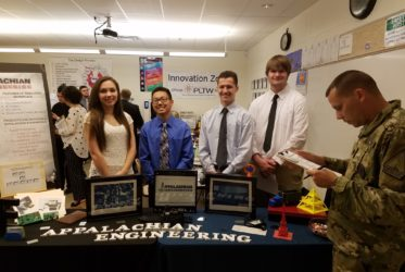 PLTW Spurs Student Success