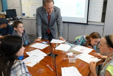 Teachers and Students Take Lessons Learned at PLTW Summit 2016 Back to School