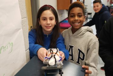 Engineering Design Process Comes to Life with Robots, Bumper Cars, and More