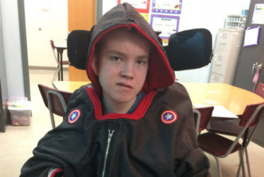Students Create a Custom Jacket for Classmate with Spastic Cerebral Palsy