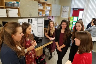 Increased Female Enrollment in STEM Pathways