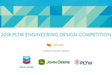 You're Invited: Submit Your Portfolio for the 2018 PLTW Engineering Design Competition!