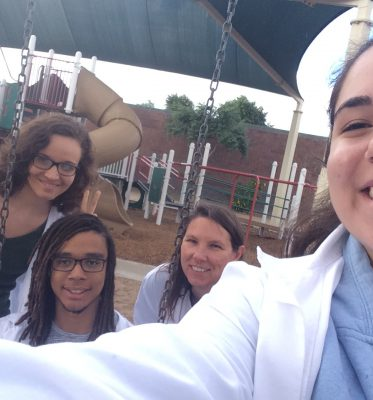 Biomedical Innovation Students Serve as Citizen Scientists in National Research Project